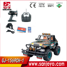 высокая скорость дистанционного конкурентоспособная цена 4-канальный RC электрический автомобиль частей управления