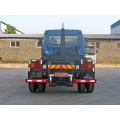 Dongfeng 153 Hook Arm Garbage Truck 12CBM