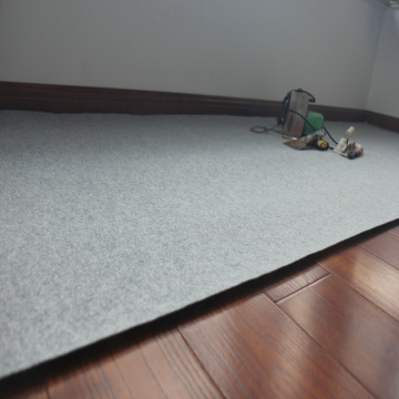 Grey Adhesive Wooden Floor Protectors Mats