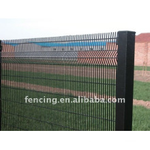 358 Geschweißter verstärkter Zaun