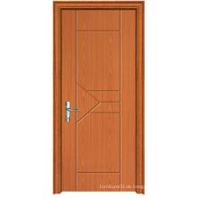 Heiße Verkaufs-Qualitäts-PVC-Tür mit Art- und Weiseentwurf