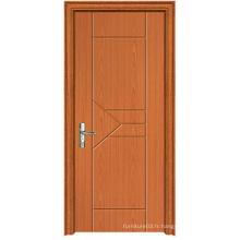 Hot Sale Porte en PVC de haute qualité avec design de mode