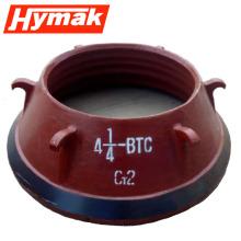 symons cône concasseur pièces