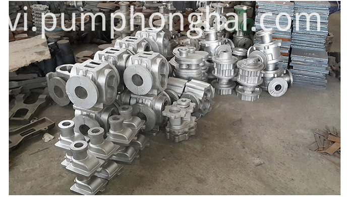 YHCB series energy saving arc gear pump