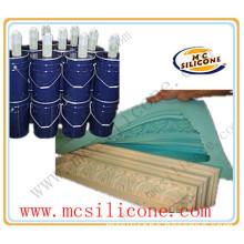 RTV2 silicone rubber for gypsum cornice mould