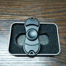 2017 Novelty Hand Fidget Bearing Toys Hand Spinner (FS017-02BLK)