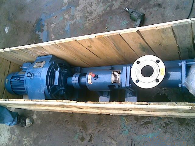 I-1B series thick slurry pump 2