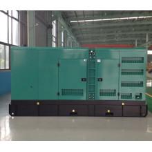 Заводская цена 3 фазы 320 кВт / 400 кВА Звукоизолирующие дизельные генераторы (GDC400 * S)