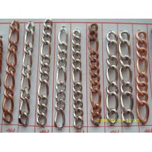 Поставщик фарфора непосредственно оптом мешок металлической цепи, золотой цепи