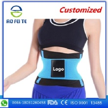 Adjustable high quality back support brace belt