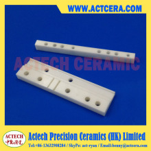 Precision Zro2/Zirconia Ceramic Mounting Plate Machining