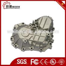 Motor engranaje de tornillo sin fin de fundición / mecanizado de fabricación / auto cubierta del motor de fundición a presión