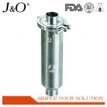 Sanitary Welded Straight Strainer Filter Stainless Steel Strainer