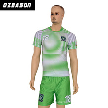 2017 Jersey de fútbol de la sublimación de los hombres al por mayor de la ropa de deportes al por mayor (S001)