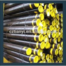 API 5L Gr.B Tubo de acero sin costura SCH 40 Tubo de acero de Hebei