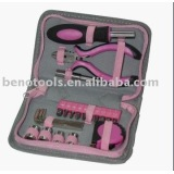 oem manufacturer facory 20PCS TOOL SET FOR LADIES 600D tool bag agricultural tools and uses