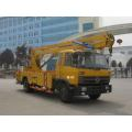 Dongfeng khớp nối Boom Aerial Work Platform Truck