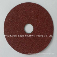 Kexin Aluminum Oxide Grinder Fiber Resin Sanding Disc