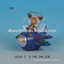 Wholesale 2016 christmas gifts,christmas water ball,deer water globes