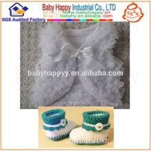 Ventas de la fábrica Ropa de calidad superior del invierno del bebé recién nacido de la manera