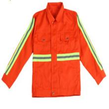 Hi-Visible Reflective Raincoat Jacket En471/ANSI