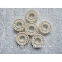 Rodamientos de cerámica de alta precisión y alta temperatura 19x10x5