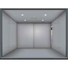 Ascenseur de charge à grande capacité Ascenseur de fret avec machine sans pièce