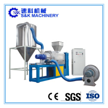 Plastic Recycling Line for Film Squeezing and Pelletizing