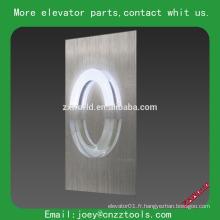 Lumière de levée de secours, éclairage de levage, éclairage indicateur d'ascenseur