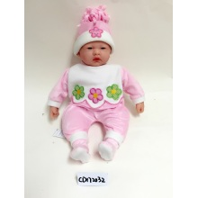 "14"" Petals Clothes Baby Vinyl Doll"