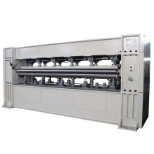 Nonwoven Felt Fabric Needle Punching Production Line Fabric Making Machine