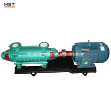 Bomba impulsora multietapa de presión de agua caliente