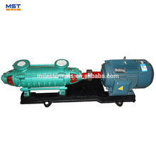 Hot water pressure multistage boosting pump