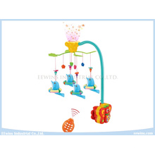 Juguetes infantiles Control remoto Proyectiles móviles para bebés en la cuna
