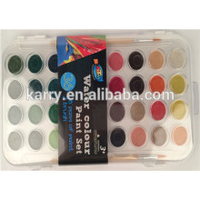36ct акварельные краски набор