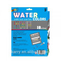 Professional manufacturer Watercoulor paints