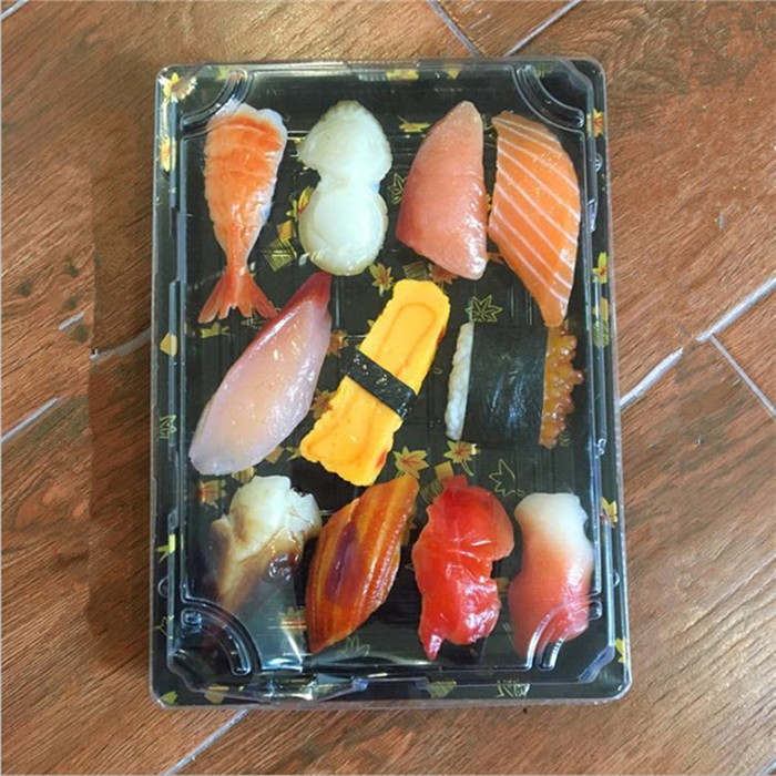 Disposable Plastic Sushi Tray