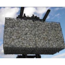Boîte de Gabion / panier de Gabion / fabrication hexagonale