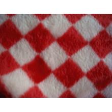 Tissu à tricoter en tissu flanelle double face