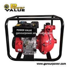 TAIZHOU POWER VALUE 1.5 inch mini high pressure electric water pump, gasoline engine water pump