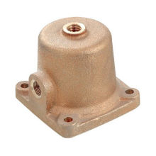 Customized Brass/Copper/Bronze Casting with Drilling and Treading