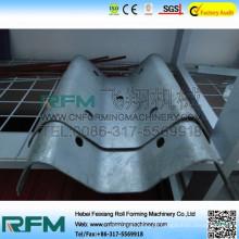 FX hidráulico alto caminho guardrail fabricantes rolo formando máquina