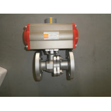Actuador neumático - actuador de tres posiciones opcionales