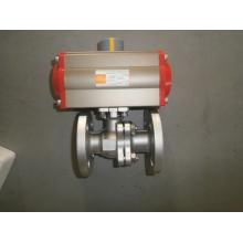 Actionneur pneumatique - actionneur de trois positions en option