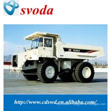 Chine fournir 45 ~ 50 tonnes camion à benne basculante terex TR50