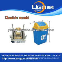 High quality plastic mould factory dustbin bin mould Taizhou zhejiang China