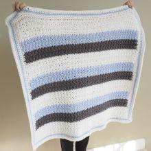 New Design Crochet Knit baby Blanket