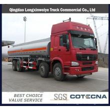 HOWO 8X4 Fuel Tanker Truck (ZZ1257M4341W)
