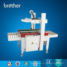 Máquina neumática automática del sellador de la caja de la caja del cartón As823