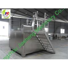 Granulateur à granulés en acier inoxydable série GHL